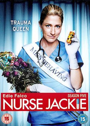 Nurse Jackie: Series 5 Online DVD Rental