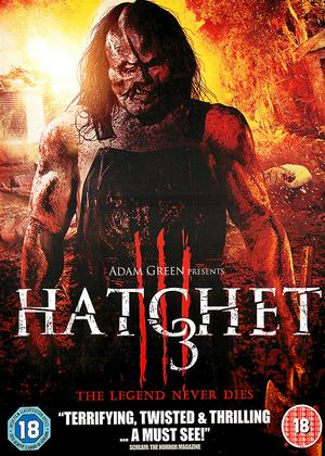 Hatchet 3 Online DVD Rental