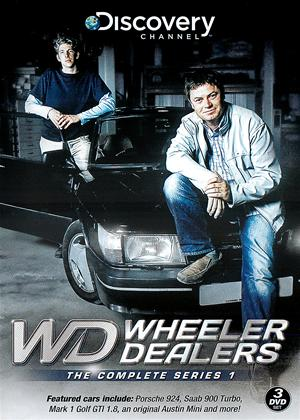 Rent Wheeler Dealers: Series 1 Online DVD Rental