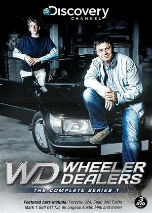 Wheeler Dealers: Series 1 Online DVD Rental