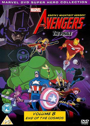 The Avengers: Earth's Mightiest Heroes: Vol.8 Online DVD Rental