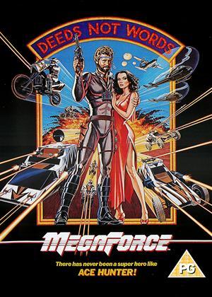 Megaforce Online DVD Rental