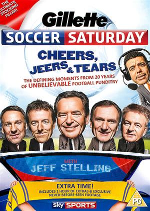 Rent Gillette Soccer Saturday:  Cheers, Jeers and Tears Online DVD Rental