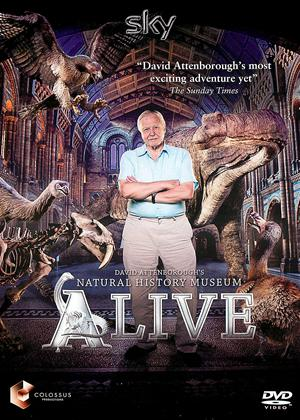 David Attenborough's Natural History Museum Alive Online DVD Rental