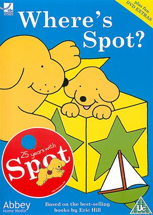 Spot: Where's Spot? Online DVD Rental