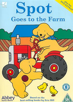 Spot Goes to the Farm Online DVD Rental