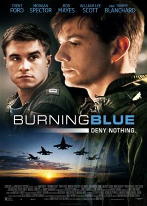 Rent Burning Blue Online DVD Rental