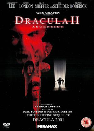 Dracula II: Ascension Online DVD Rental