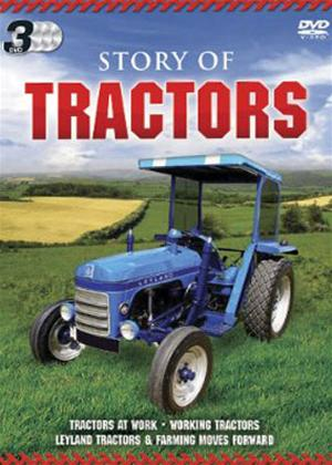 Rent The Story of Tractors Online DVD Rental