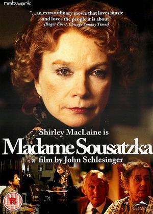 Madame Sousatzka Online DVD Rental