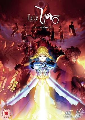 Fate/Zero: Part 1 Online DVD Rental