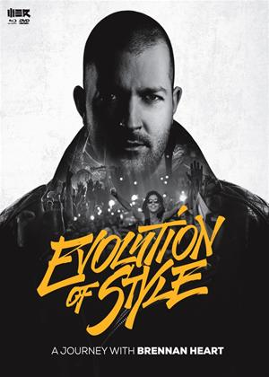 Rent Brennan Heart: Evolution of Style Online DVD Rental