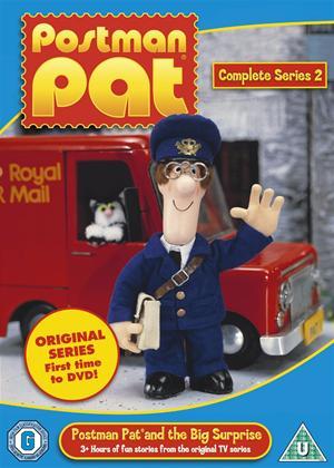 Rent Postman Pat: Series 2 Online DVD Rental
