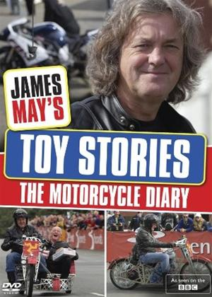 Rent James May's Toy Stories: The Motorcycle Diary Online DVD Rental