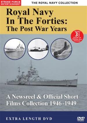 Rent The Royal Navy in the Forties: The Post-War Years Online DVD Rental