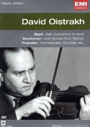 Classic Archive: David Oistrakh Online DVD Rental