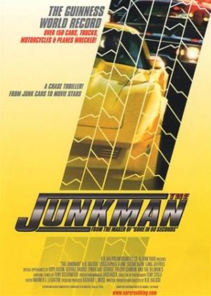 The Junkman Online DVD Rental