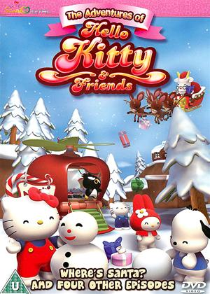 The Adventures of Hello Kitty and Friends: Where's Santa? and 4 Other Stories Online DVD Rental