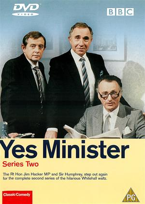Rent Yes Minister: Series 2 Online DVD Rental