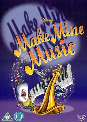 Make Mine Music Online DVD Rental