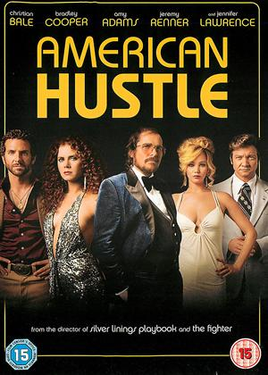 American Hustle Online DVD Rental