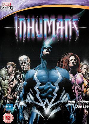 Inhumans Online DVD Rental