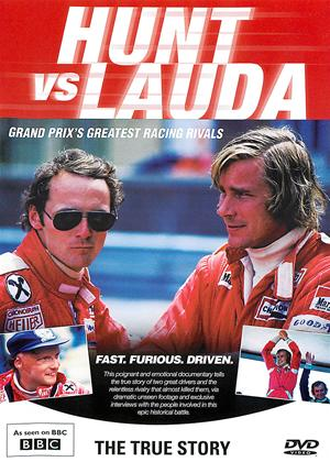 Hunt vs. Lauda: Grand Prix's Greatest Racing Rivals Online DVD Rental