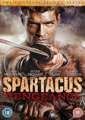 Spartacus: Blood and Sand: Series 2 Online DVD Rental
