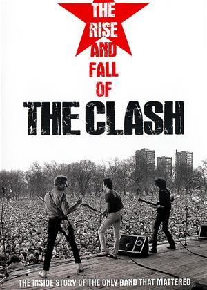 The Rise and Fall of the Clash Online DVD Rental