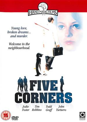 Five Corners Online DVD Rental