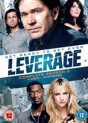 Leverage: Series 3 Online DVD Rental