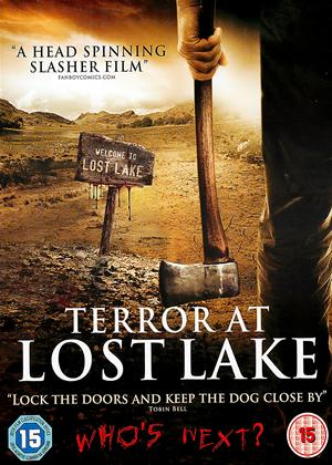 Rent Terror at Lost Lake Online DVD Rental