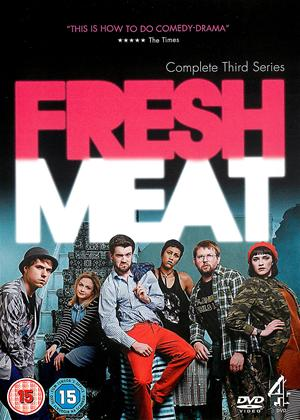 Fresh Meat: Series 3 Online DVD Rental