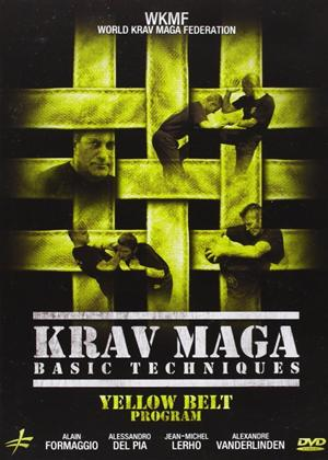 Rent Krav Maga: Basic Techniques: Yellow Belt Online DVD Rental