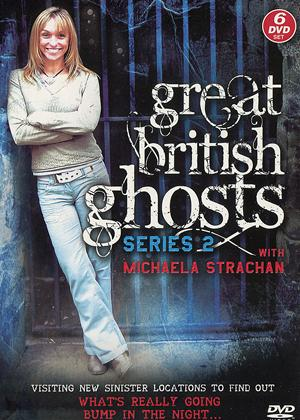 Rent Great British Ghosts: Series 2 Online DVD Rental