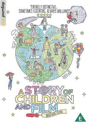 A Story of Children and Film Online DVD Rental
