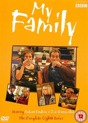 My Family: Series 8 Online DVD Rental