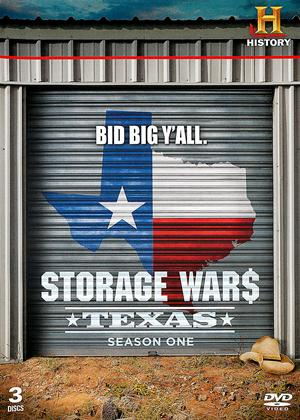 Storage Wars Texas: Series 1 Online DVD Rental