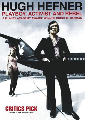 Hugh Hefner: Playboy, Activist and Rebel Online DVD Rental