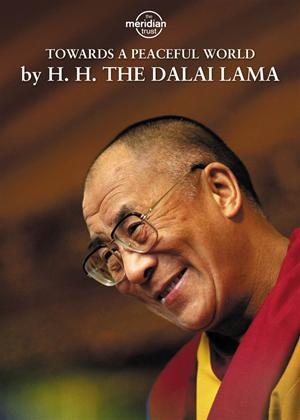 Rent H.H. the Dalai Lama: Towards a Peaceful World Online DVD Rental