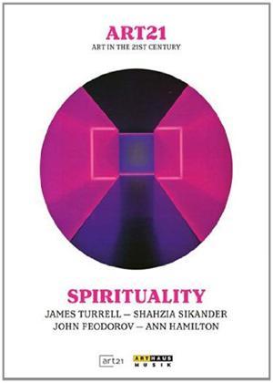 Rent Art 21: Art in the 21st Century: Spirituality Online DVD Rental