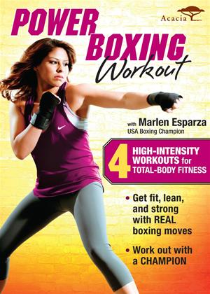 Power Boxing Workout Online DVD Rental