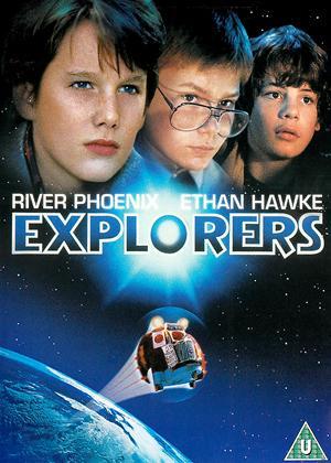 Rent Explorers Online DVD Rental