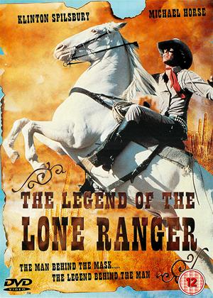 Rent The Legend of the Lone Ranger Online DVD Rental