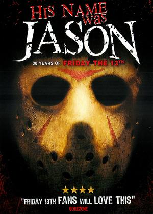 His Name Was Jason: 30 Years of Friday the 13th Online DVD Rental