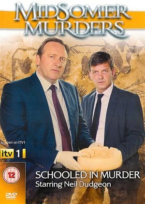 Rent Midsomer Murders: Series 15: Schooled in Murder Online DVD Rental