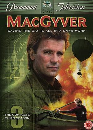 Rent MacGyver: Series 3 Online DVD Rental