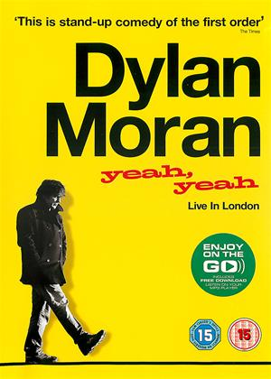 Dylan Moran: Yeah Yeah: Live in London Online DVD Rental