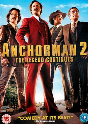 Rent Anchorman 2: The Legend Continues Online DVD Rental