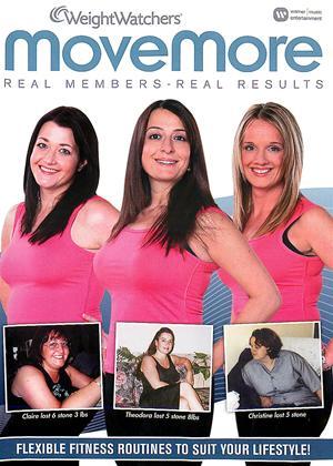 Rent Weight Watchers: Move More Online DVD Rental